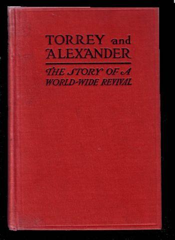 Torrey Alexander book