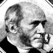 William Burt Pope head