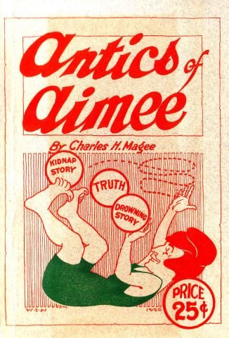 antic of aimee cover
