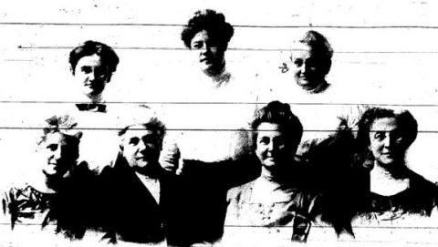 bible women 1911