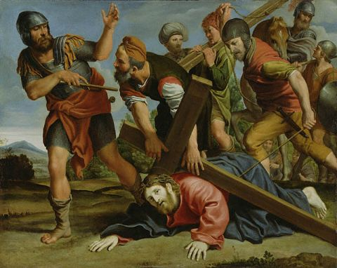 domenichino stumble