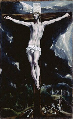 el greco cross