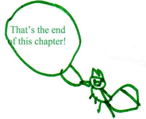 end chapter cat