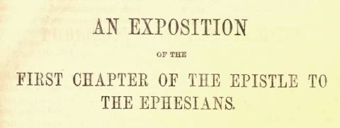 goodwin ephesians