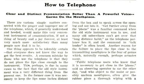 how to phone