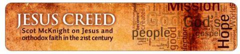 jesus creed new