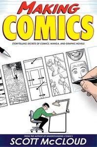 making comics cover
