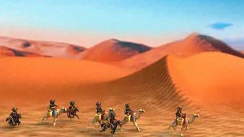 playmobil egypt desert long