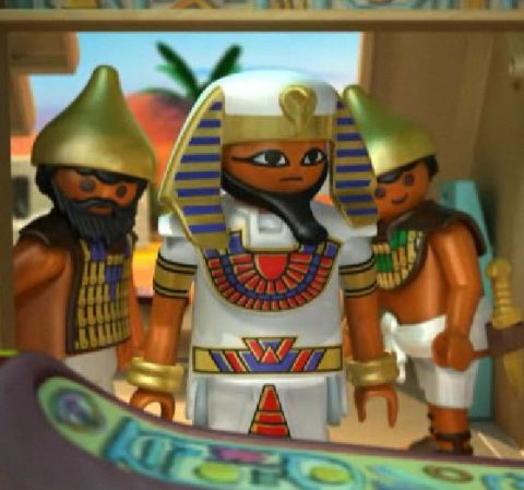 playmobil egypt tomb